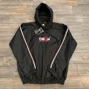 DEFY Sports Weight loss Slimming Fitness Jacket L